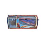 Bote Speed Boat Radio Control Spiderman Original Ditoys