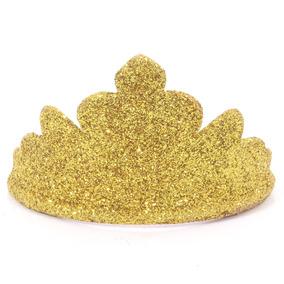 Coroa Princesa - Dourada