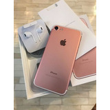 Iphone 7 128gb Rosé Gold Rosa 100% Original Semi-novo Usado