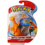 Pokémon Figura De Ação Charizard Battle Figure - Wct Sunny