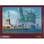 Nueva York Estatua Libertad Rompecabezas 1000 Pzas Sure-lox