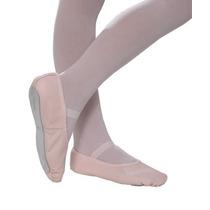 Meia + Sapatilha Capezio Ballet 1/2 Ponta Rosa Preta 33ao39