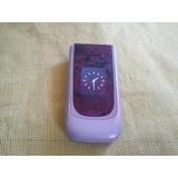 Antiguo Celular Vintage Nokia 7020-a2 Telcel Sin Cargador