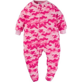 Mameluco Pijama Afelpado Talla 3, 4 ,5 Años