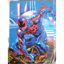 Spider Man 2099 Marvel Comics Pepsi Cards 61 Tarjetas