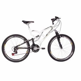 Bicicleta Aro 26 Full Big Rider Mormaii + Shimano