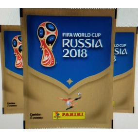 500 Figurinhas Copa Do Mundo 2018 Panini
