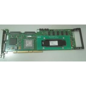 Placa Controladora Scsi Ibm 37l7258 Serveraid 4m