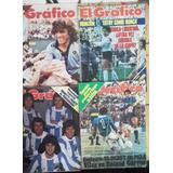 Lote De Revistas El Grafico X 10 A Elección