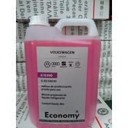 Aditivo Arrefecimento Original Vw 5 Litros Pronto P/ Uso G12