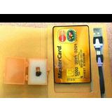 Micro Escuta Ponto Eletronico Invisivel