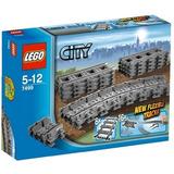 Lego City Pistas Flexibles 7499 Accesorios Para Juguete De T