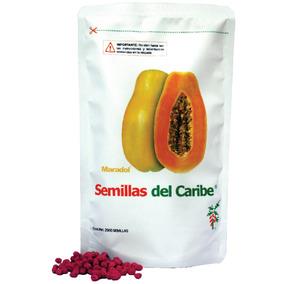 Semilla Para Cultivo De Papaya/lechosa Maradol Roja Mexicana