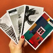 Combo X 4 Packs De 6 Postales C/u
