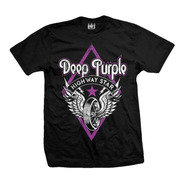 Remera Deep Purple  Highway Star