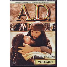 Box 2 Dvd A. D. Anno Domini - Vol. 1 E 2 (ed. Gospel)