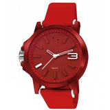 Reloj Smart Ultrasize Summer Para Caballero Analogo Rojo