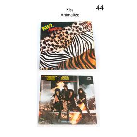 Discos Lp Acetato Kiss Gran Colección Por Unidad