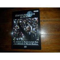 Dvd Martin Luther King-liberacion Nelson Mandela- Original