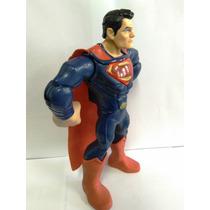 Boneco Superman Dc Mattel Usado Não Funciona Ler Anúncio