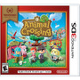 Videojuego Animal Crossing New Leaf Nintendo Selects 3ds