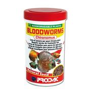 Alimento Para Peces Bloodworms Larvas De Mosquito Prodac 7 Gramos