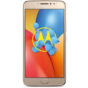 Celular Libre Moto E4 Plus Fine Gold Xt1772