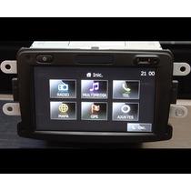 Stereo Original Renault Media Nav Mod 2016 Duster Pantalla