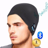 Gorro Lana Con Bluetooth Iphone Y Android Manos Libres