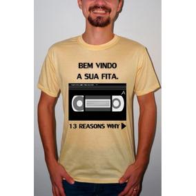 Camiseta Personalizada 13 Reasons