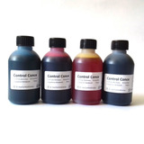 Pack Tintas Recarga Dye 400 Ml Compatible Epson Hp Canon Etc