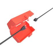 Bloqueio Para Plugues Tomadas Elétricas Até 13mm Loto Nr12