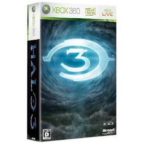 Halo 3 Primera Edición Limitada Importación Japón