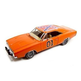 Dodge Charger 69 Dukes Of Hazzard 1:18