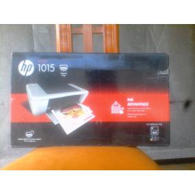 Se Vende Impresoras Hp 1015 Totalmente Nuevas