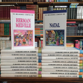 Coleção: Melhores Contos - Circulo Do Livro - 20 Volumes
