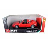Burago - Ferrari 348 Ts Escala 1:18 Nuevo Caja Cerrada