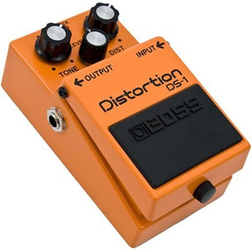 Pedal Boss Ds-1 Distortion Guitarra Novo