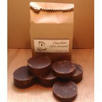 Chocolate Negro, Amargo, 100% Cacao Natural, Oaxaqueño 1/2kg
