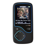 Agptek C05 8gb Bluetooth - Reproductor De Mp3 Portátil Negro