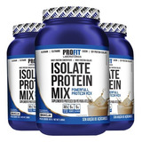 Whey Isolate Protein Mix 900g Pote Profit Labs