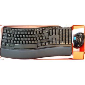 Combo Teclado Y Mouse Microsoft Sculpt Comfort Desktop