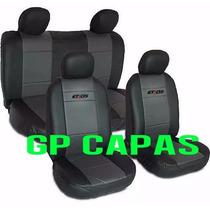 Capas De Couro Courvin/tecido Toyota Etios