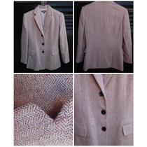 Remate Ropa Blazer Chaqueta Dama Elegante Clásica Vintage
