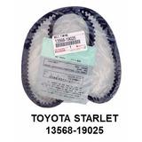 Correa Tiempo Starlet 1.3 1997 1998 Toyota 123 Dientes #25