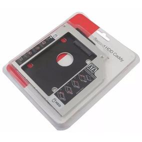 Adaptador Dvd Para Hd Ou Ssd Sata Notebook Drive Caddy 9.5mm