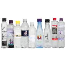 240 Botellas Personalizadas Con Agua Purificada