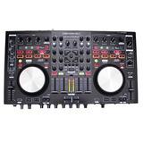 Controlador Denon Mc6000mk2 Dj Pro 4 Canales