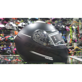 Casco Shaft Integral Doble Visor Mate