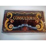 Cartel Consultorio De Madera